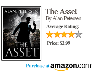 CIA Thriller Book: The Asset by Alan Petersen