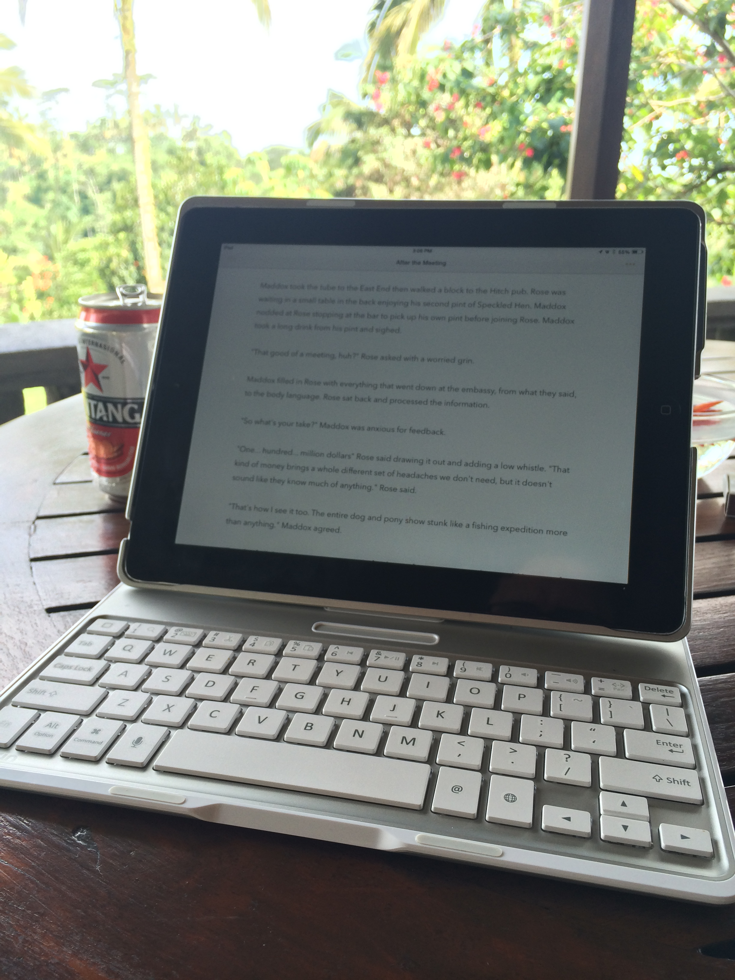 Bali Writing Retreat