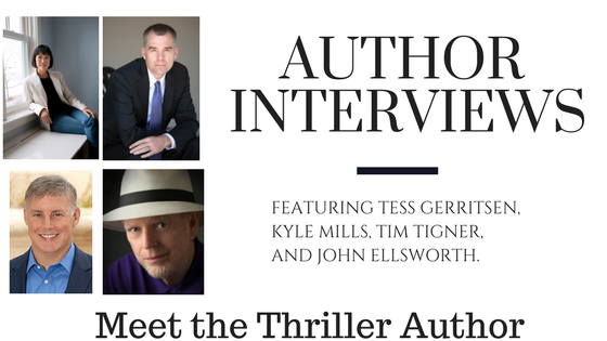 Latest Author Interviews